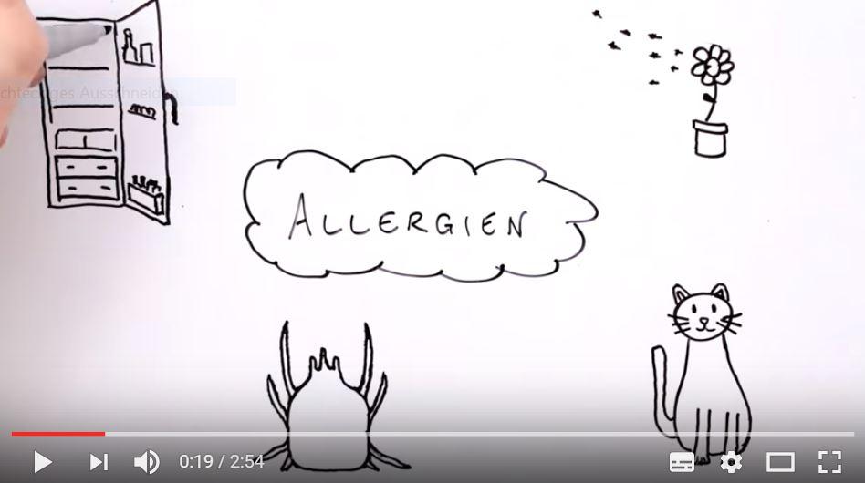 Allergostop bei Allergien, Autoimmunerkrankungen, Hashimoto